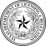 Texas License Medallion